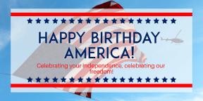 Happy birthday America #4thofjuly #happyforthofjuly #independenceday #independence #day #america #redwhiteandblue #anniversary