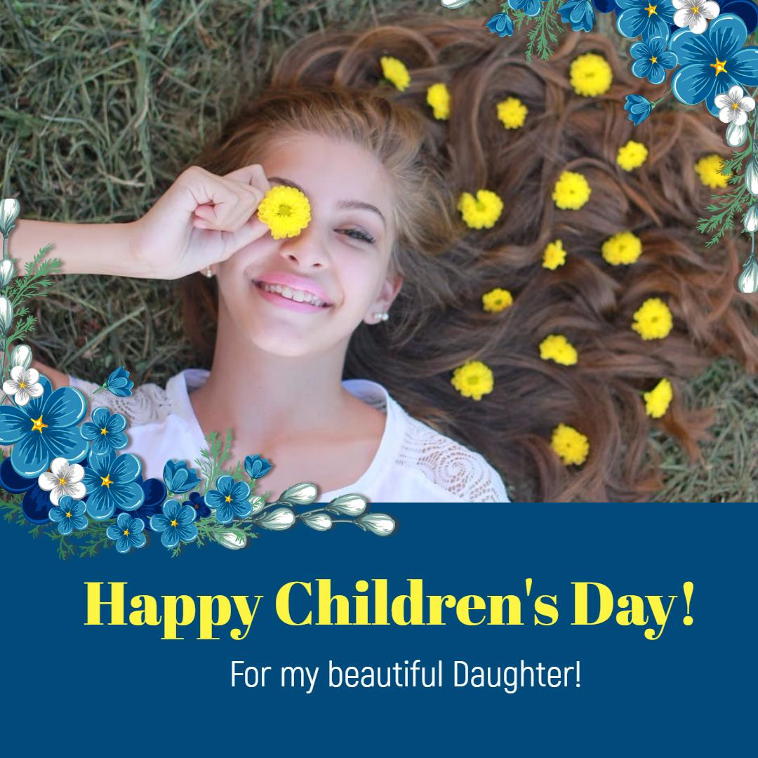 Happy Children's Day #children # Design  Template