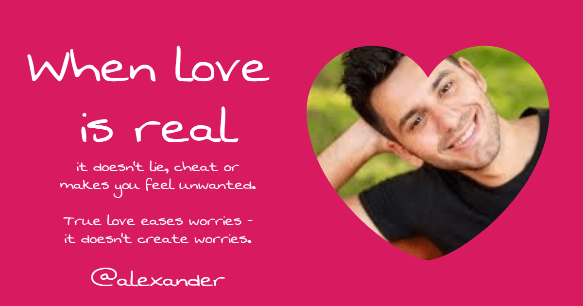Love is real #love #valentine #pink Design  Template
