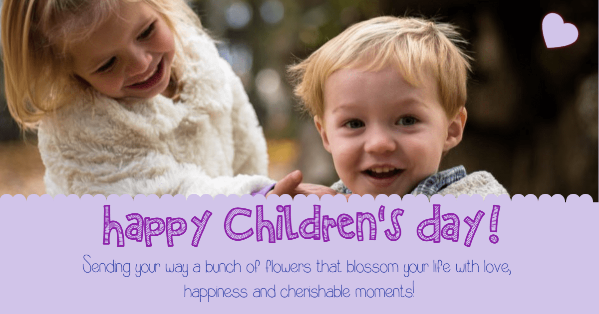 Happy Children's Day Children Image Customize Download It For Extraordinary Child Love Images Download