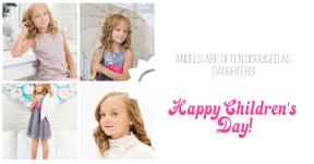 Happy Children's Day #children # kids #internationalchildrenday #love #daughter #childrensday #anniversary