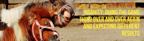 #funny horse #poster