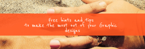 Free hints & tips to make the most out of your PixTeller designs