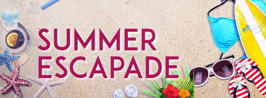 Summer escapade #summer #waves Design  Template