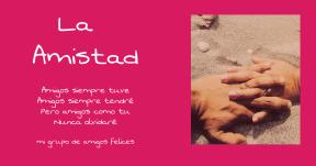 #love #valentine #pink #poster #amistad