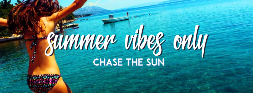 Summer vibes #fresh #summer #vibes Design  Template