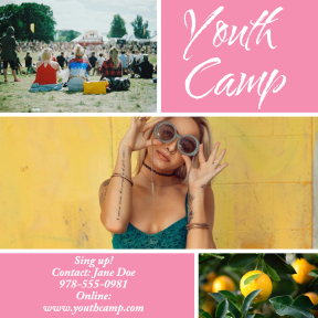 Youth camp #fresh #summer #vibes #holiday #vacation #relaxation #festival  #socialmedia #business