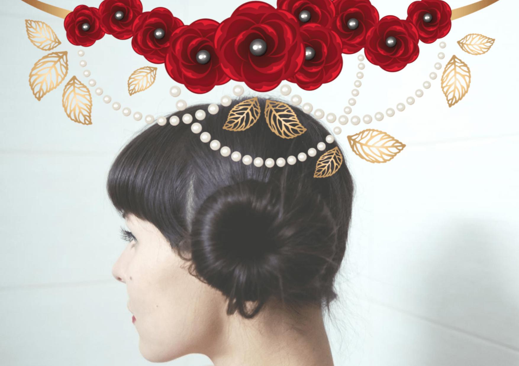 Clothing,                Jewellery,                Fashion,                Accessory,                Headpiece,                Hairstyle,                Image,                Avatar,                Love,                White,                Black,                 Free Image