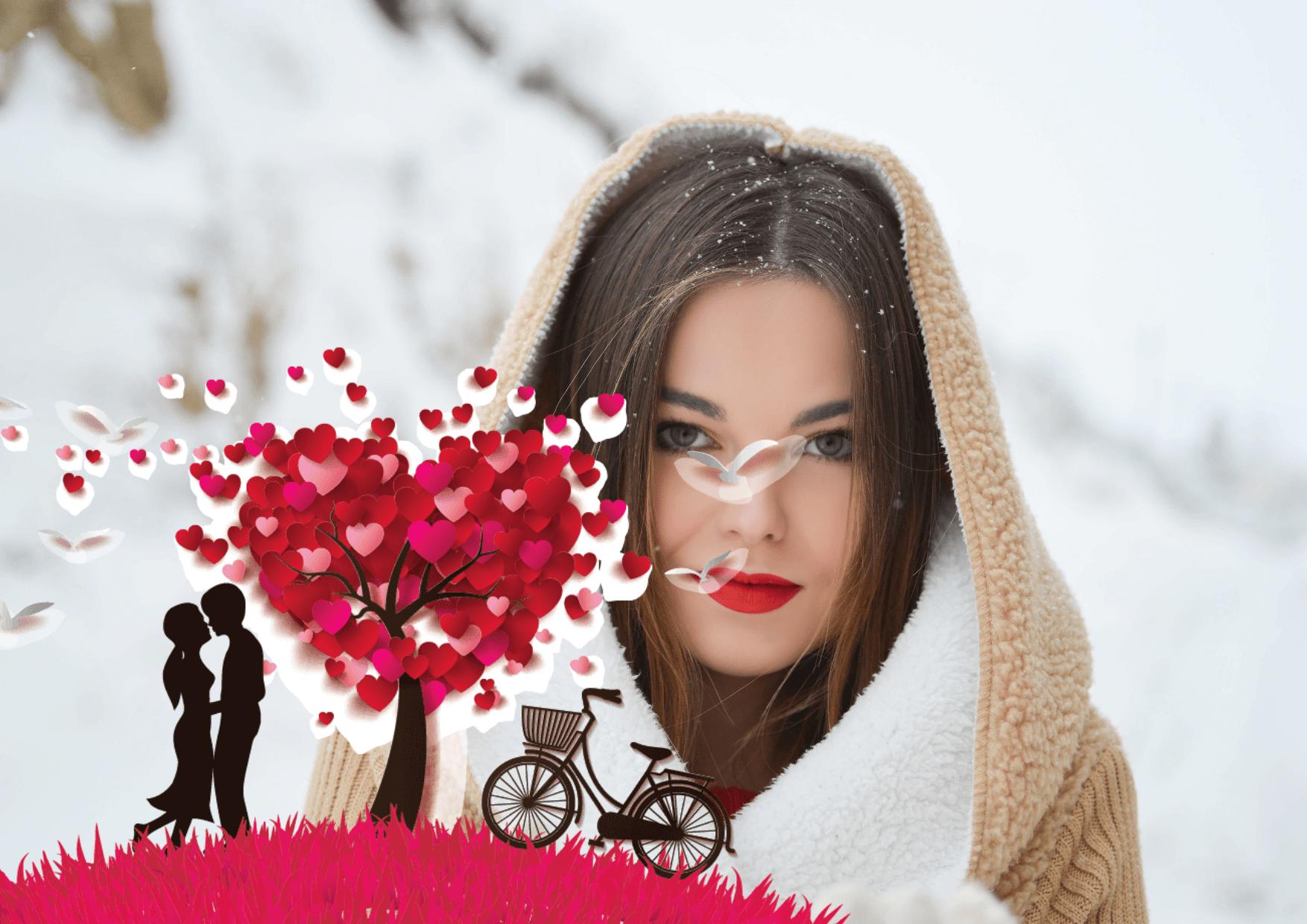 Woman,                Beauty,                Season,                Spring,                Image,                Avatar,                Love,                White,                Black,                Red,                 Free Image