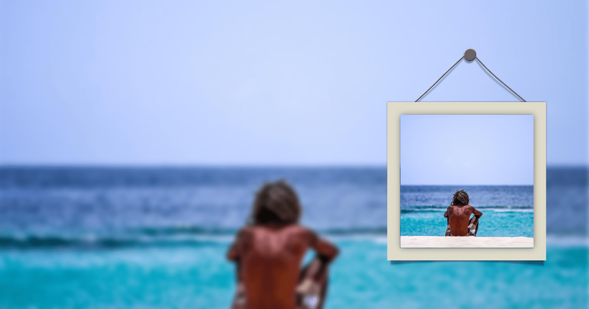 Leisure,                Vacation,                Ocean,                Caribbean,                Sea,                Mockup,                Frame,                Image,                Avatar,                White,                Aqua,                 Free Image
