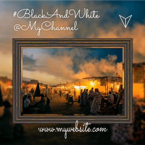 #mockup #frame #image #avatar #announcement