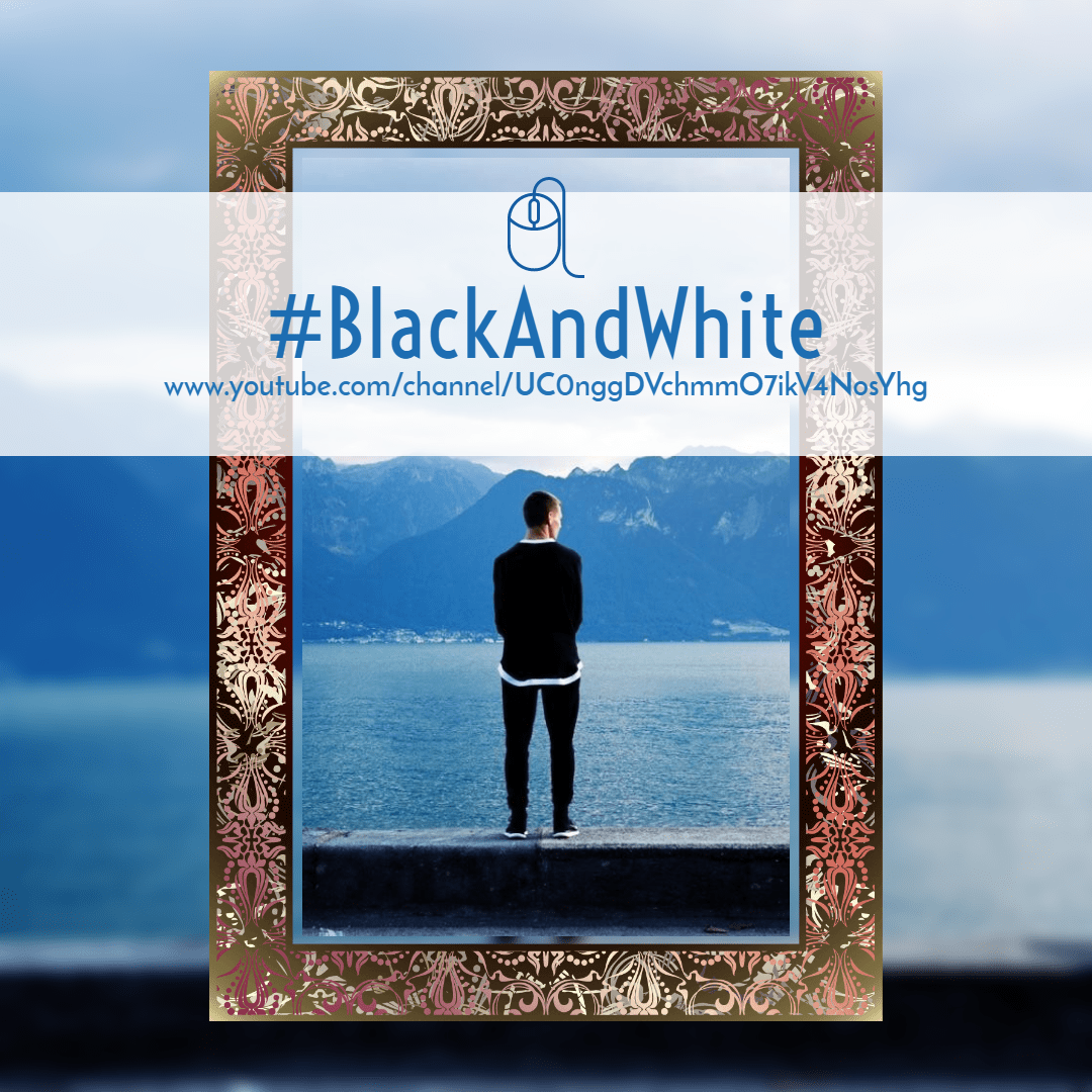 Text, Picture, Frame, Advertising, Brand, Presentation, Mockup, Image, Avatar, Announcement, White, Black, Blue,  Free Image