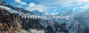 Winter #poster