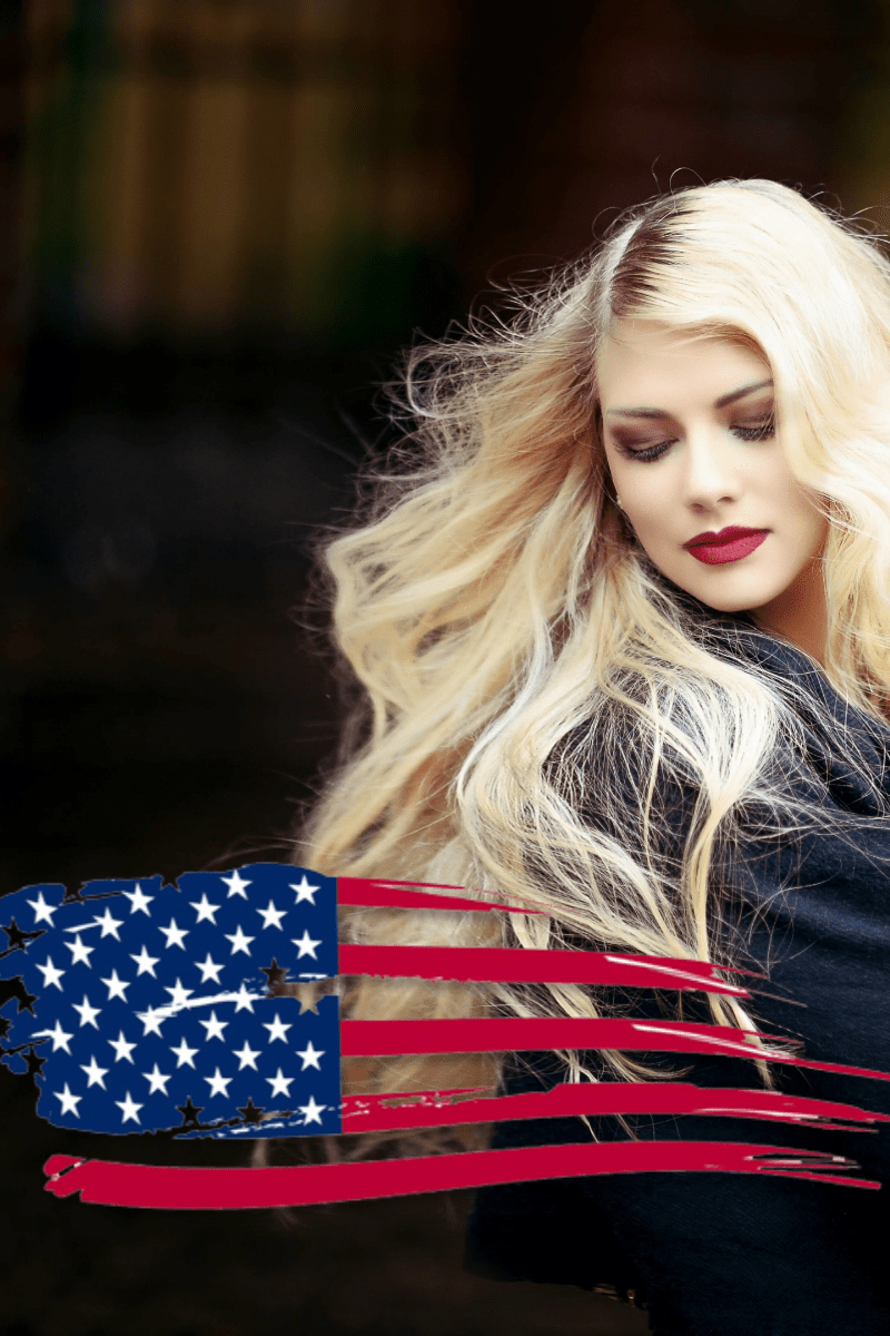Color, Hair, Red, Blond, Photography, Avatar, 4thofjuly, Happyforthofjuly, Independenceday, Independence, Day, America, Anniversary,  Free Image