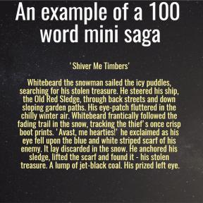 Mini Saga Example
