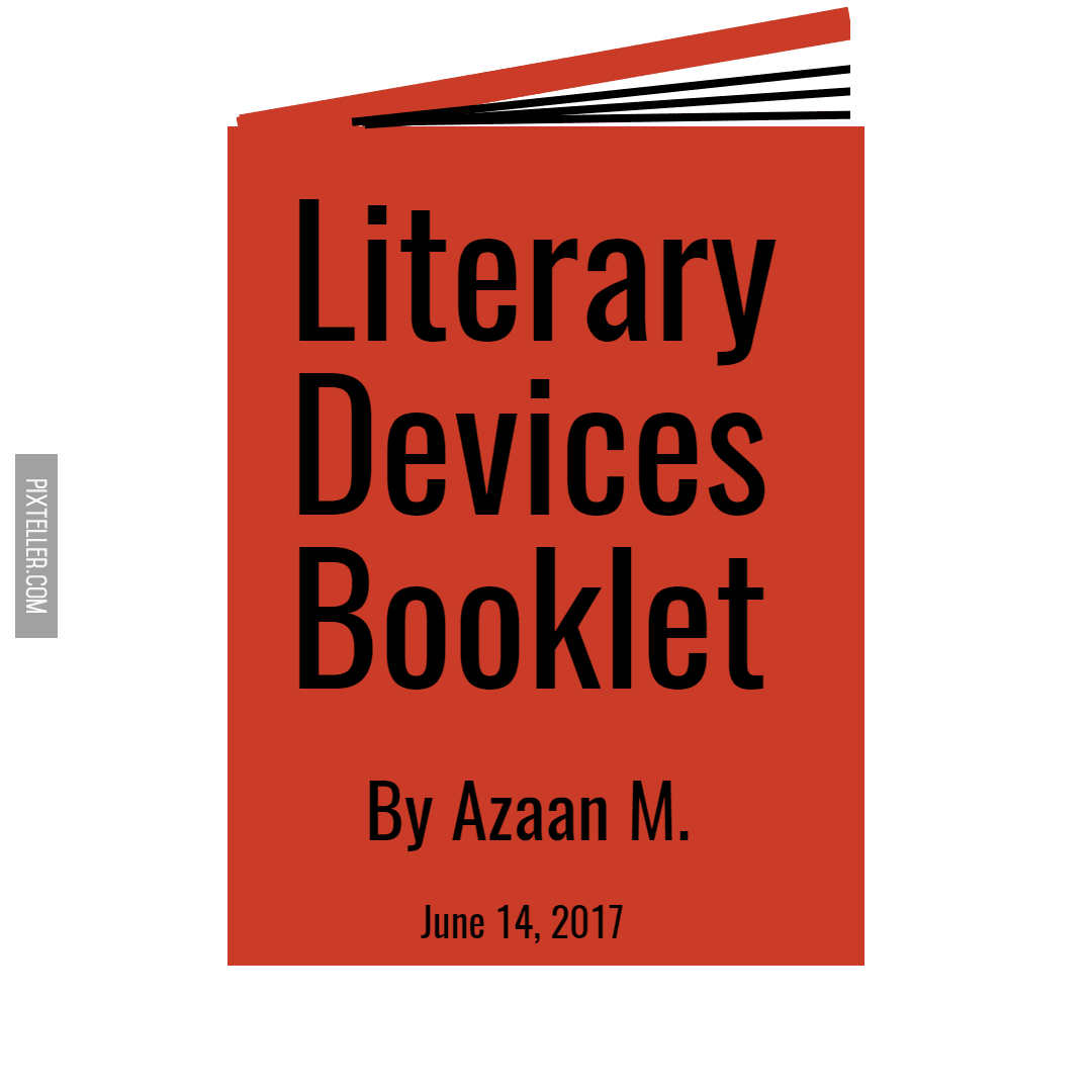 Literary Devices Book Image Customize Download It For Free 100327