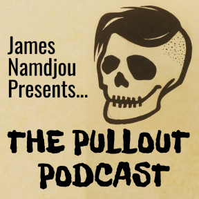 PULLOUT PODCAST LOGO