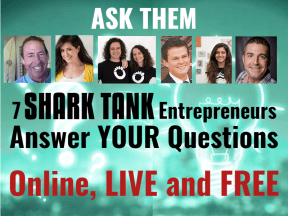Shark Tank Video Caption 1