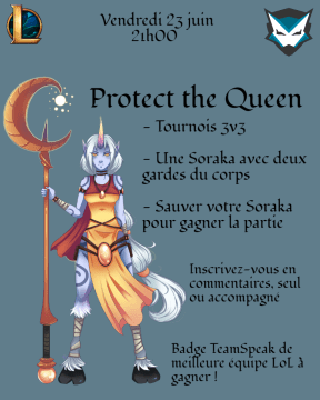 Protect the Queen