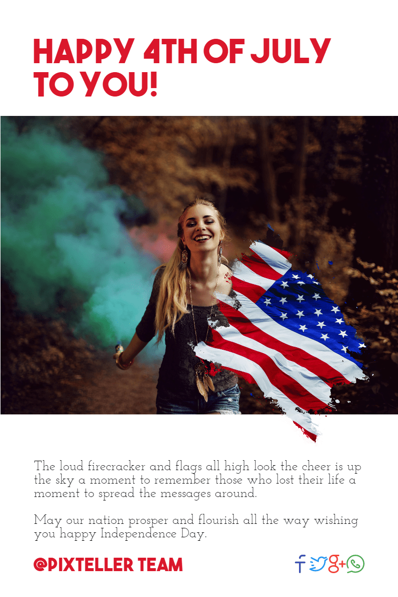 Text, Advertising, Poster, Photo, Caption, Font, 4thofjuly, Happyforthofjuly, Independenceday, Independence, Day, America, Anniversary,  Free Image