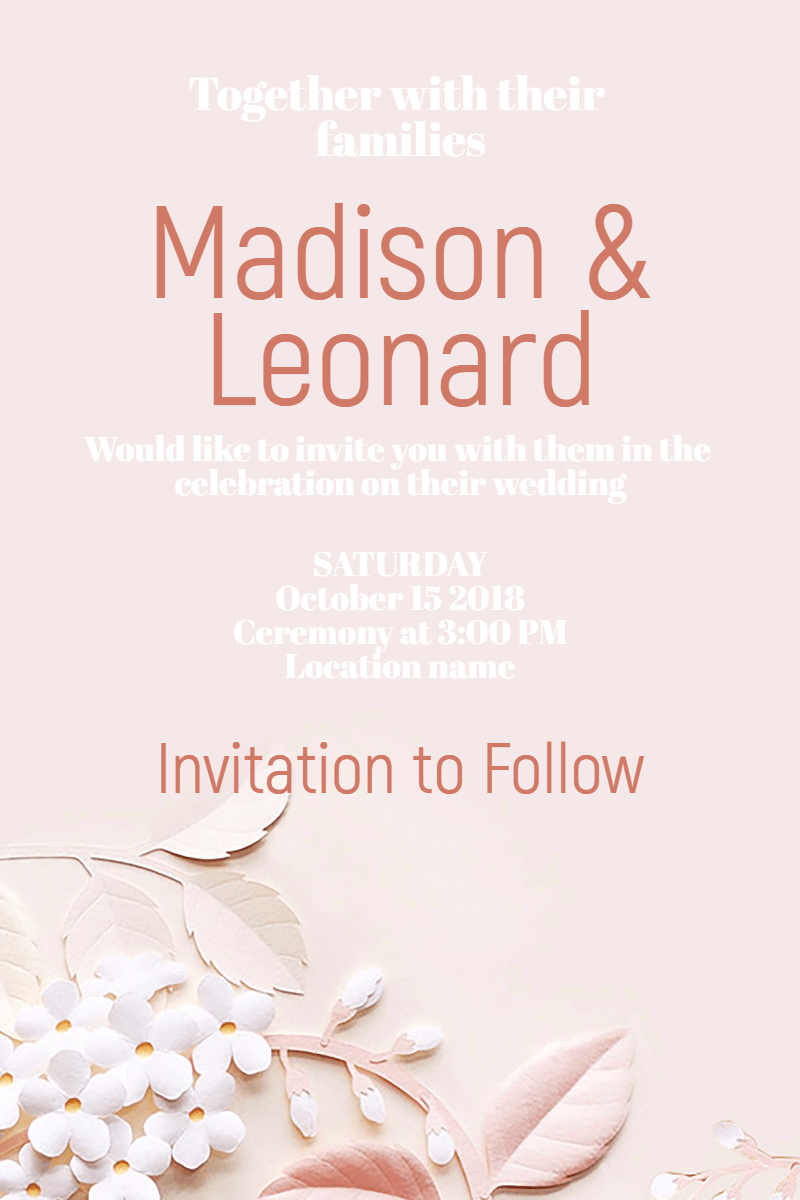 Text,                Product,                Petal,                Font,                Invitation,                Wedding,                Love,                Ceremony,                Marriage,                White,                 Free Image