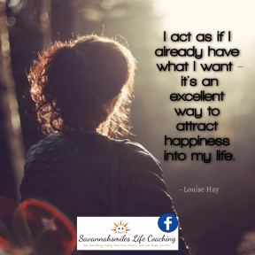 Louise Hay affirmation