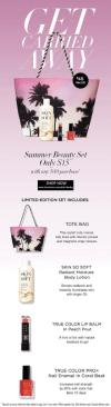 Avon summer beauty offer