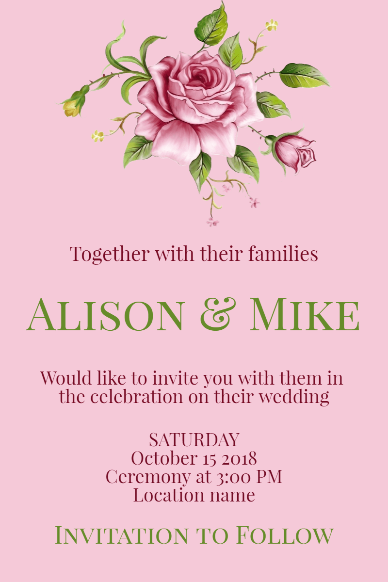 Flower,                Pink,                Text,                Flowering,                Plant,                Arranging,                Invitation,                Wedding,                Love,                Ceremony,                Marriage,                White,                 Free Image