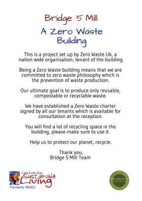 Zero waste building