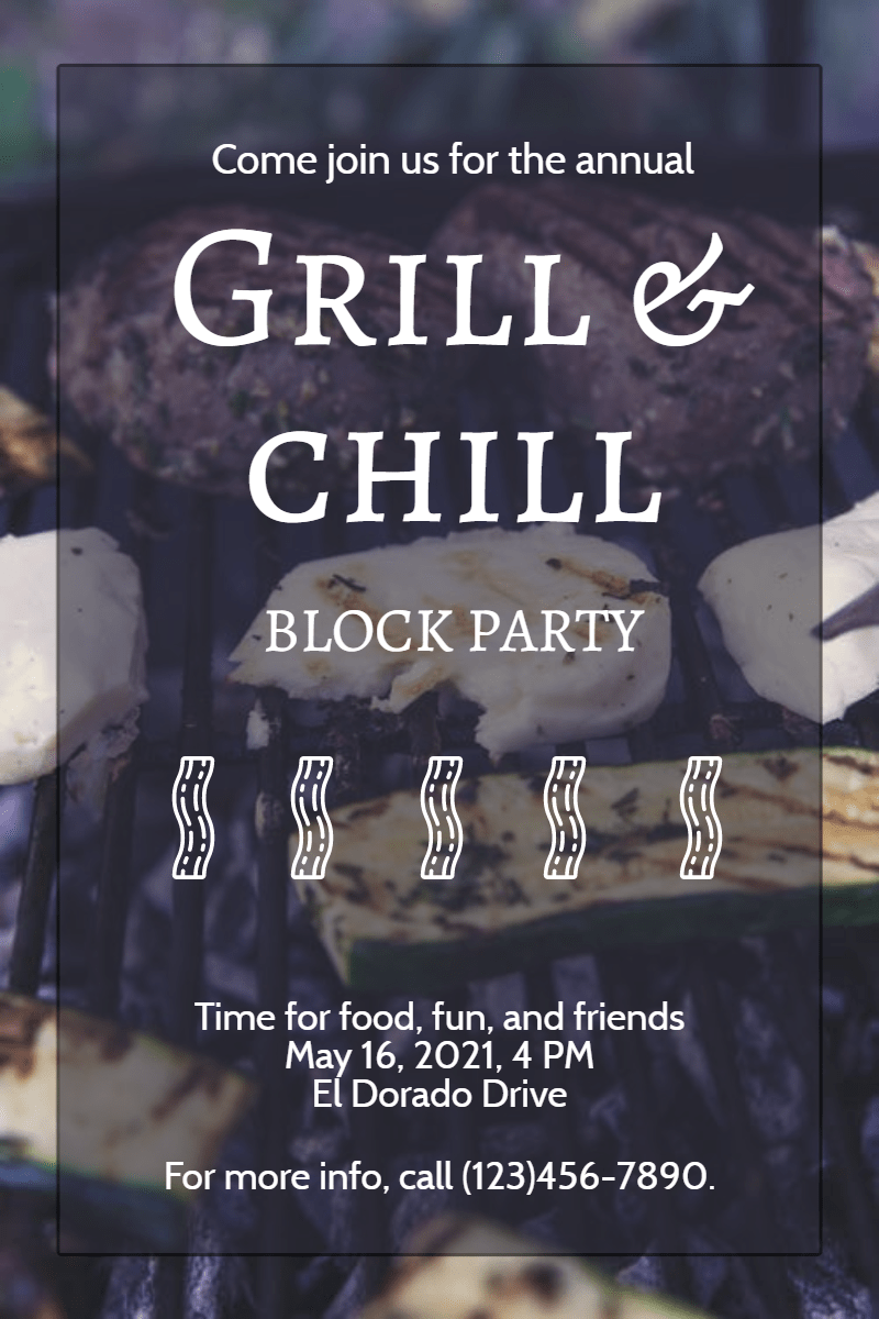 Text, Advertising, Font, Invitation, Grill, Barbecue, Food, Bbq, Party, White, Black,  Free Image