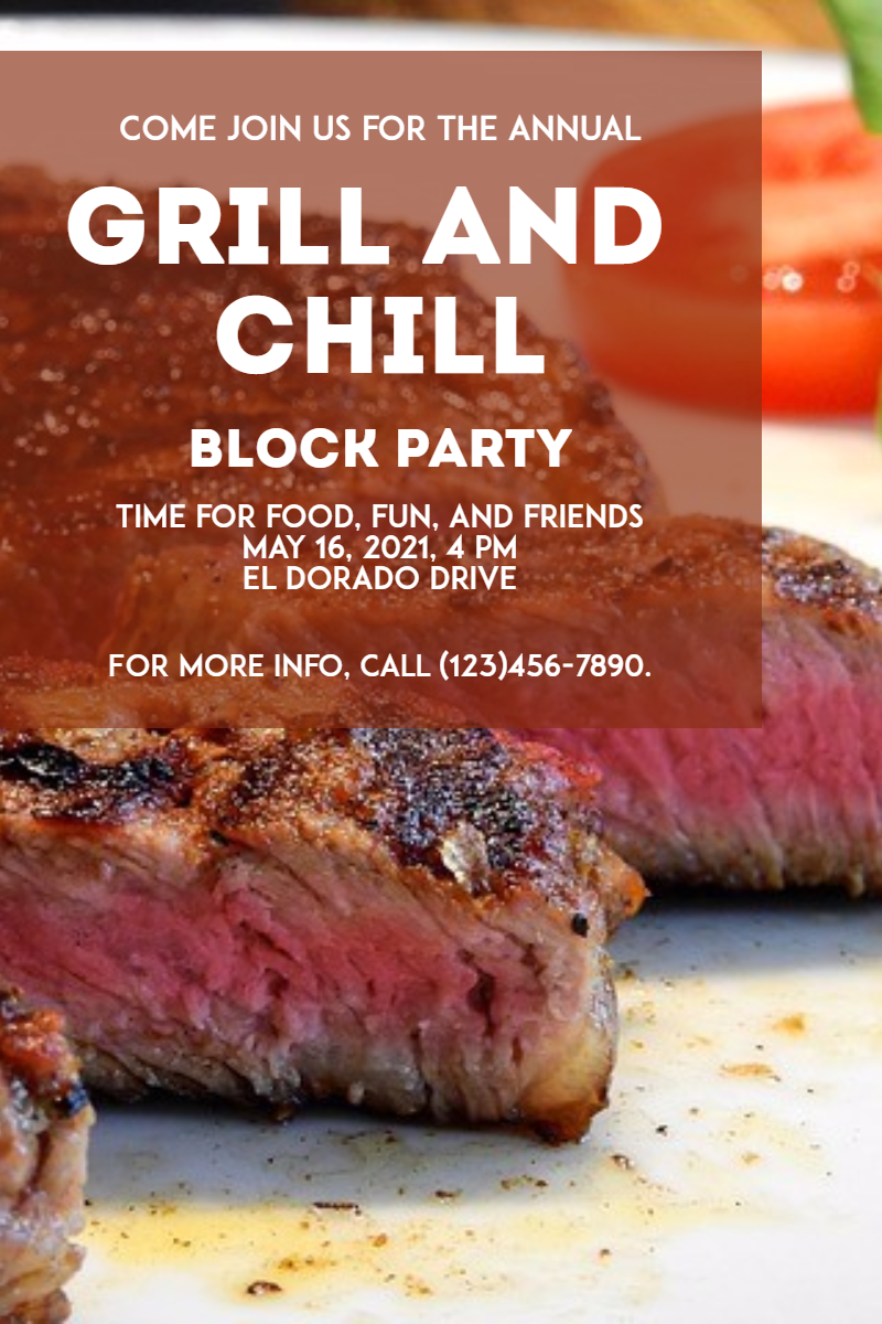 Steak, Meat, Kobe, Beef, Red, Sirloin, Invitation, Grill, Barbecue, Food, Bbq, Party, White,  Free Image