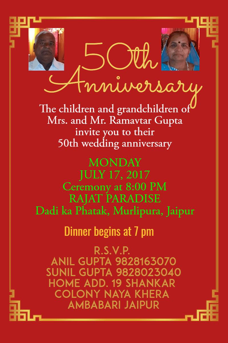 Wedding invitation #invitation Image - Customize & Download it for ...