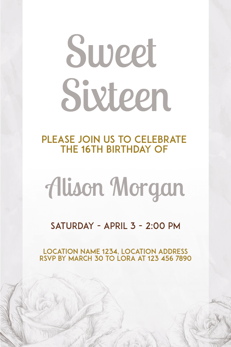 Text,                Font,                Product,                Invitation,                Sweetsixteen,                Party,                Birthday,                Anniversary,                White,                 Free Image