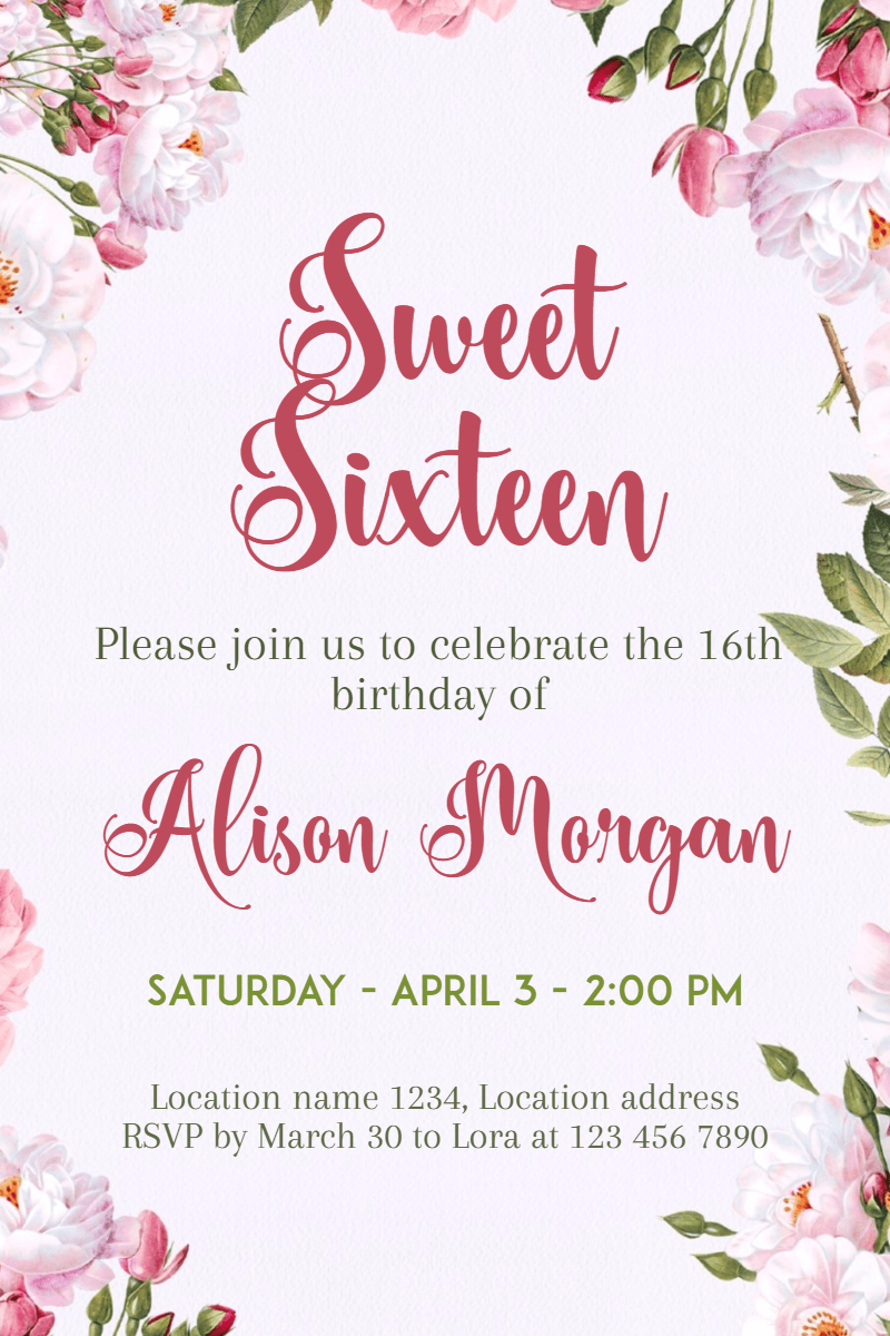 Flower, Arranging, Pink, Flowering, Plant, Floristry, Invitation, Sweetsixteen, Party, Birthday, Anniversary, White,  Free Image