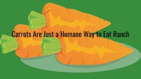 Humane Ranch Eating