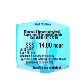 freezer selectors