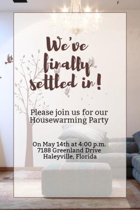 HOUSEWARMING #invitation #house #party #housewarming