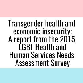 trans health survey