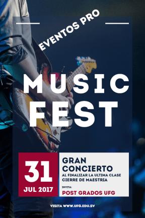 summer rock #concerts #invitation #poster #event #rock #summer #vibe #festival