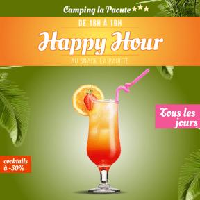 Tropical cocktails #ladiesnight #club #invitation #promotion #cocktails #tropic