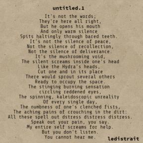 untitled poem 1