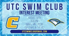 utc swim club interest meeting