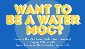 want to be a water moc?