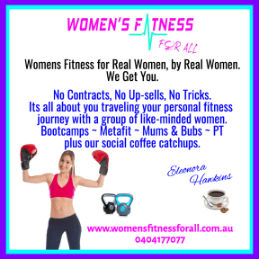Real womens fitness by real women