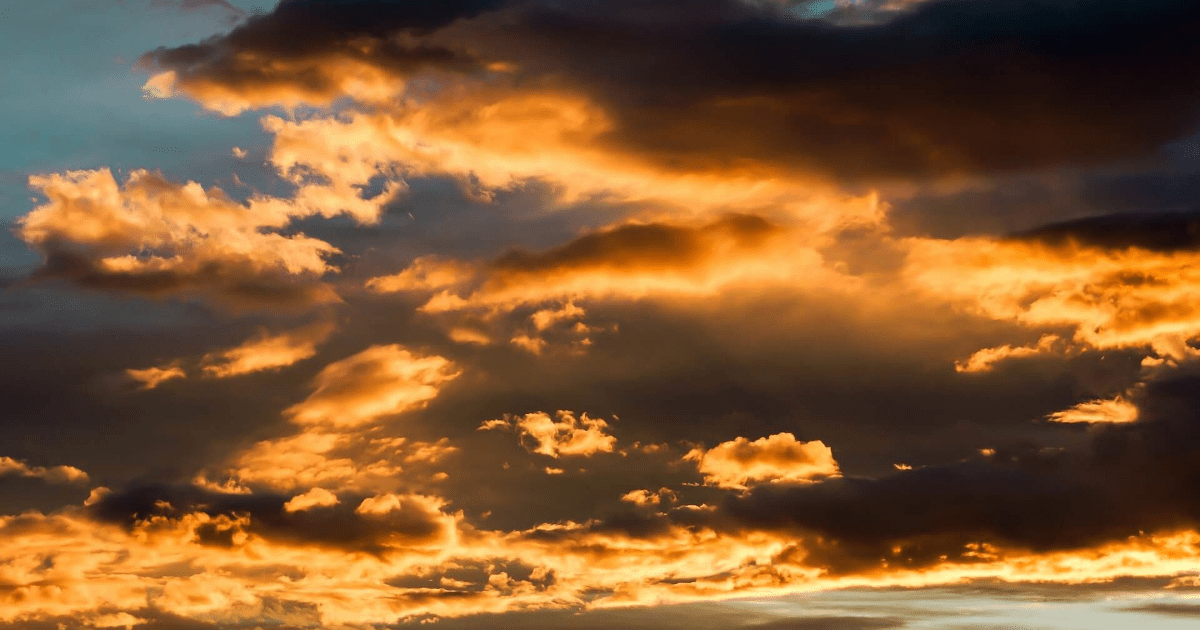 Sky,                Cloud,                Atmosphere,                Horizon,                Afterglow,                Daytime,                Of,                Earth,                Cumulus,                Sunlight,                Red,                At,                Morning,                 Free Image