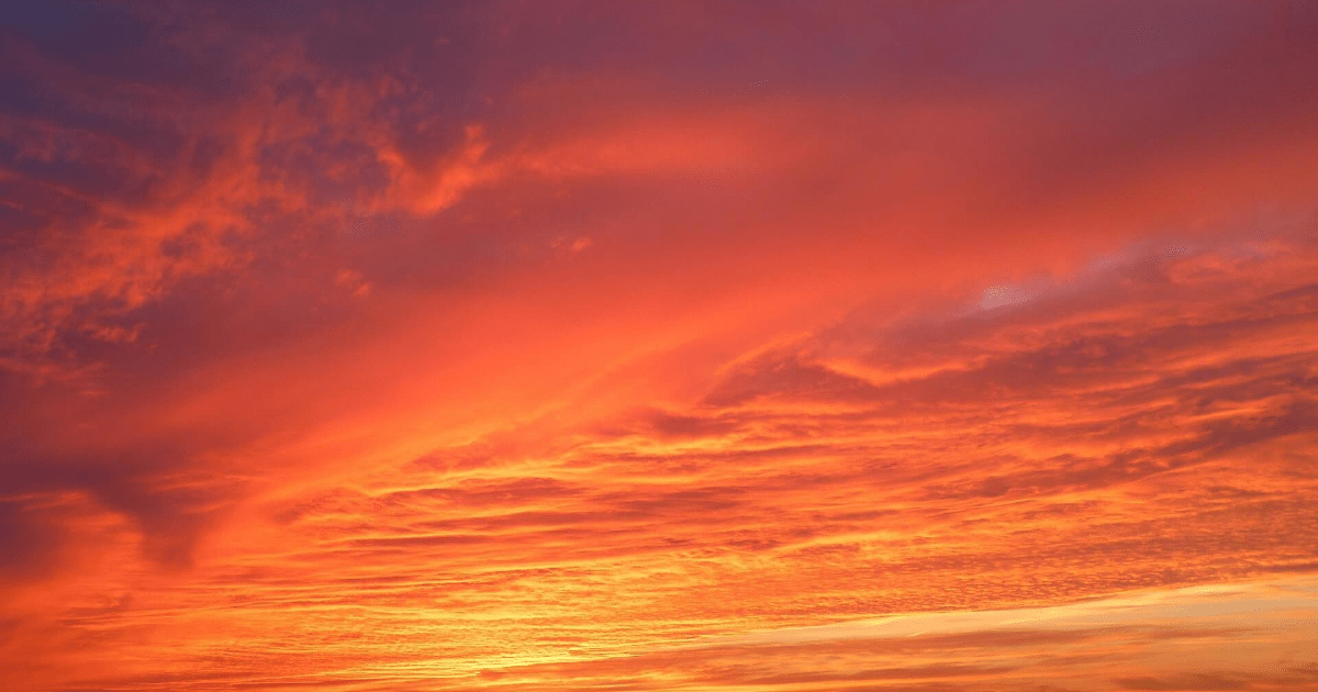 Sky,                Red,                At,                Morning,                Afterglow,                Horizon,                Atmosphere,                Orange,                Dawn,                Daytime,                Cloud,                Sunset,                Backgrounds,                 Free Image