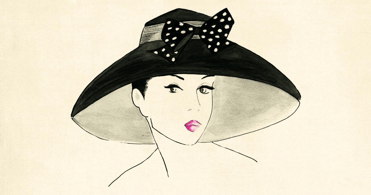 Headgear,                Hat,                Drawing,                Illustration,                Artwork,                Art,                Portrait,                Backgrounds,                Photography,                Background,                Photo,                White,                Black,                 Free Image