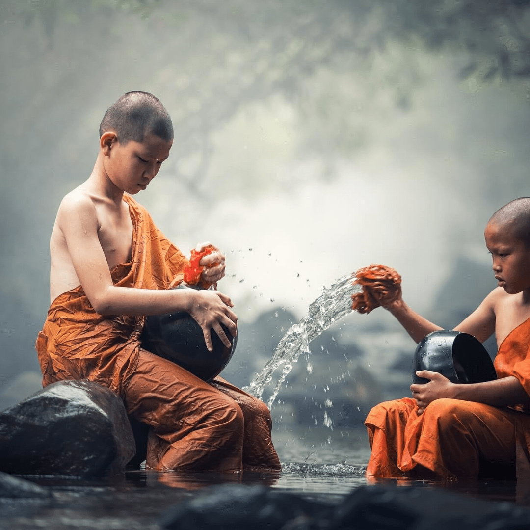 Water,                Temple,                Religion,                Monk,                Backgrounds,                Photography,                Background,                Photo,                White,                Black,                 Free Image