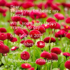 friendship day 3