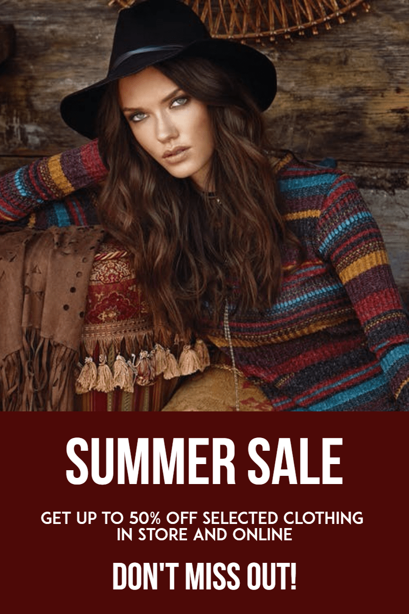 Summer sale #business #templates Design  Template